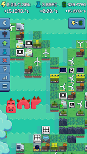 Reactor Mod Apk☢️ – Idle Manager- Energy Sector Tycoon 4