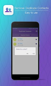 Clean up Duplicate Contacts v1.0