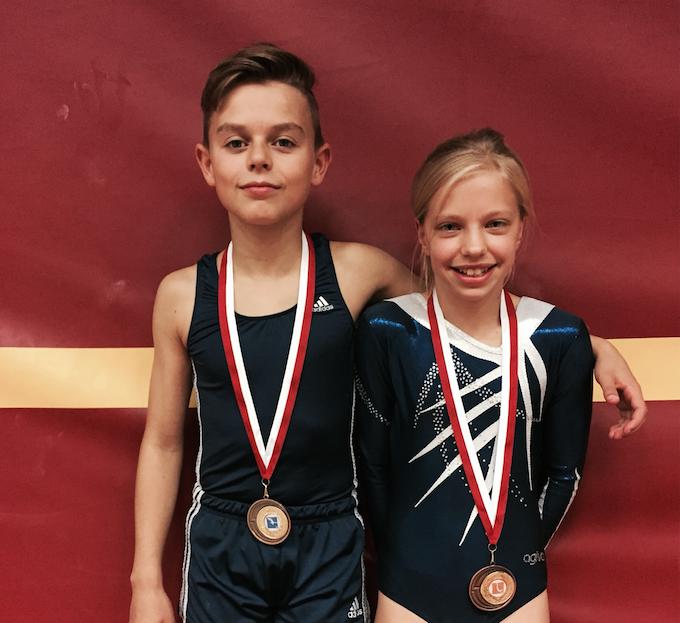 Antwerp Cup: twee bronzen medailles voor TKO