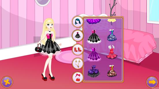 Snow White Apple White - Fairy Dress Up Game - náhled
