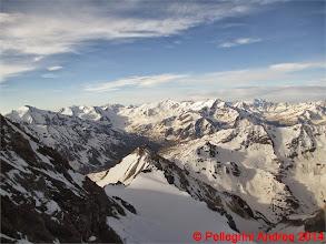 Photo: IMG_8924 il bacino dei Forni dalla Suldengrat