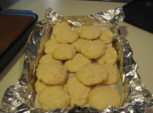 Orange Coconut Drop Cookies By Rose Recipe