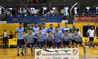 Durán Ejido Futsal tiene un sueño