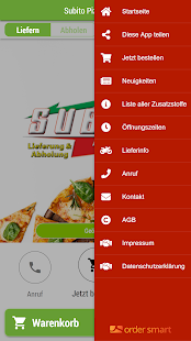 Download Subito Pizzaservice For PC Windows and Mac apk screenshot 3