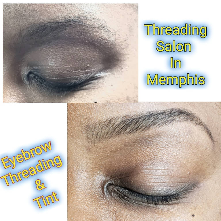 Threading Salon In Memphis - Eyebrow Threading, Tint, Henna