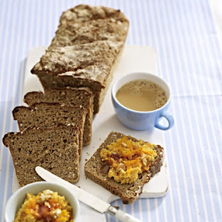 Carrot, Walnut and Honey Spread.