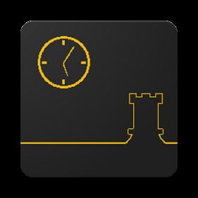 Простые шахматные часы