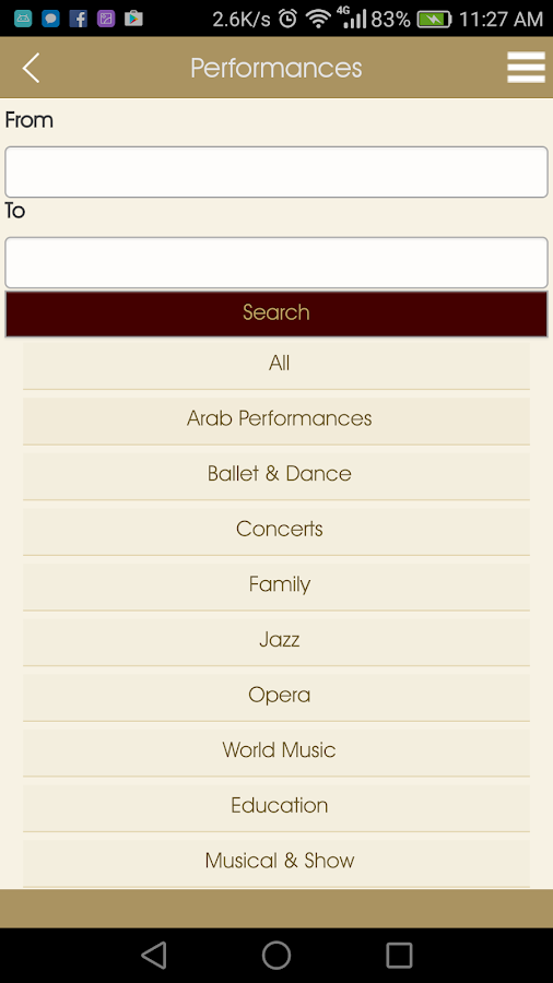 Royal Opera House Muscat- screenshot