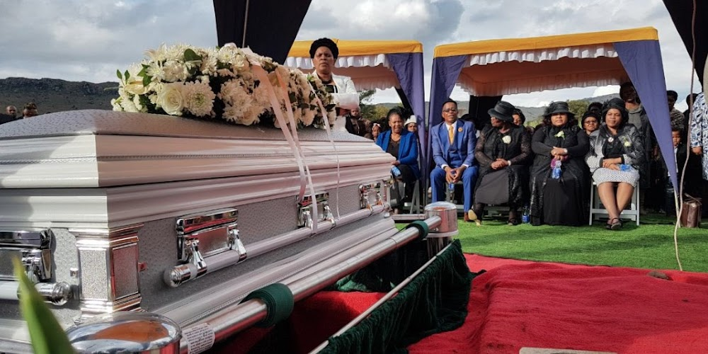 IN PICTURES  Siyasanga Kobese's family breakdown as she is laid to rest