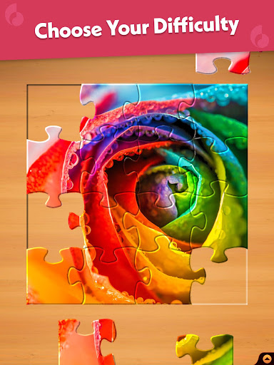 Jigsaw Puzzle: Create Pictures with Wood Pieces screenshot 11