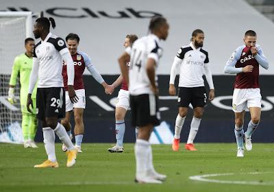Premier League : Fulham et Odoi chutent à domicile contre Aston Villa