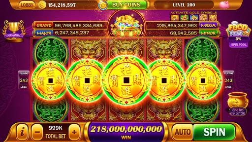 Golden Casino: Free Slot Machines & Casino Games screenshots 4