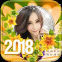 Calendar Photo Frames 2018 icon