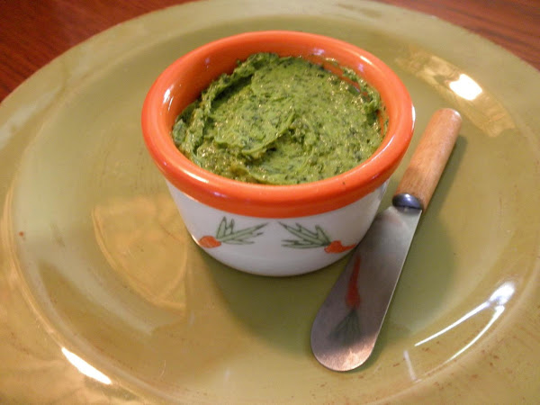 Lemon Parsley Butter (a Compound Butter) Recipe