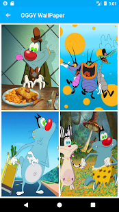 Oggy WallPaper for Kids - náhled