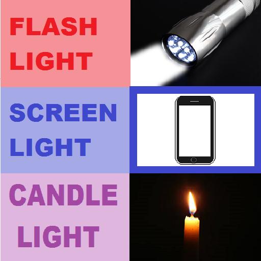 Smartlight Flash Screen Candle