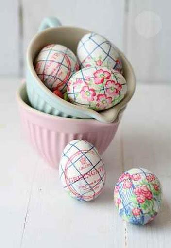 DIY 계란 공예 장식