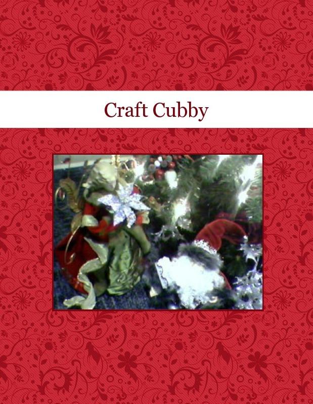 Craft Cubby