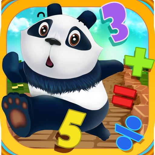 Math Run: Quiz Game for Kids