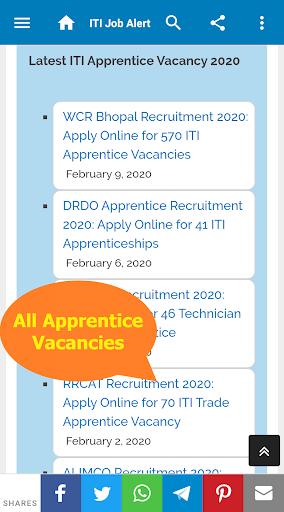 ITI Job Alert screenshot 3