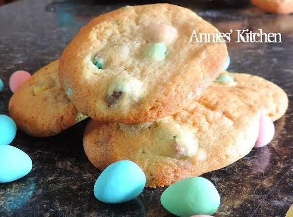 Cadbury Mini Egg Cookies Recipe