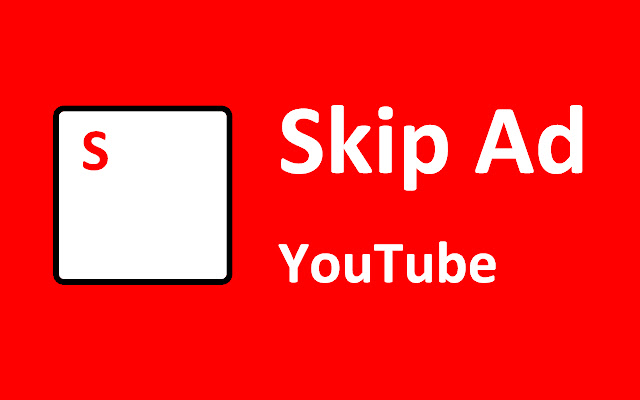 YouTube Ad Skipper - Press s key