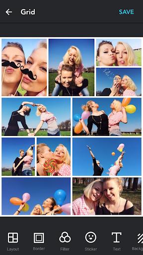 Collage Maker - photo collage & photo editor  screenshots 8