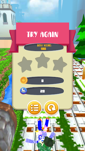 3D Running surfer from Mine City 1.0 {cheat|hack|gameplay|apk mod|resources generator} 3