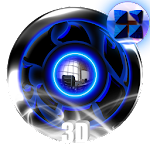 Twister Blue Iconpack & Next Icon