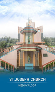 ST.JOSEPH CHURCH,NEDUVALOOR - náhled
