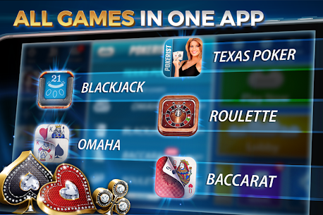 Texas Hold'em & Omaha Poker: Pokerist 5