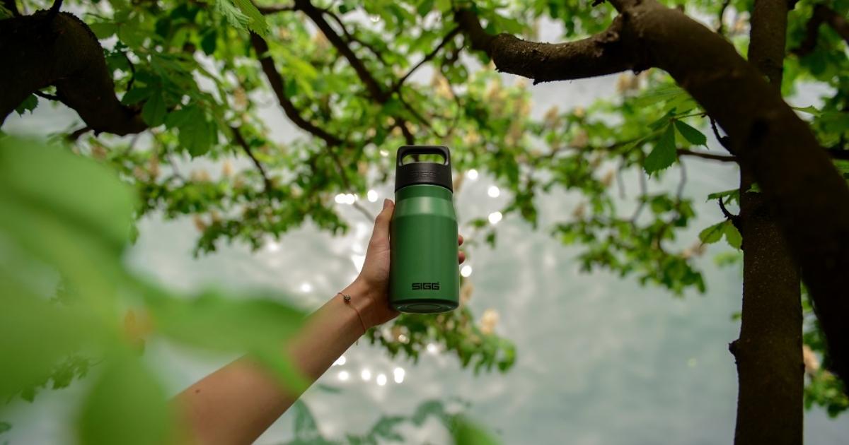 sigg ūdens pudeles
