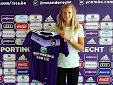 Justine Vanhaevermaet quitte le Lierse pour Anderlecht