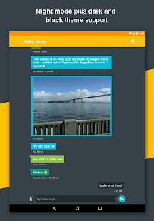 Pulse SMS (Phone/Tablet/Web) Screenshot