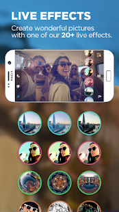 Camera MX - Live Photo App- screenshot thumbnail