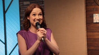 Reggie Makes Music - Ellie Kemper