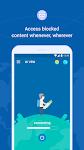 screenshot of Hi VPN, Free VPN – Fast, Secure and Unlimited VPN