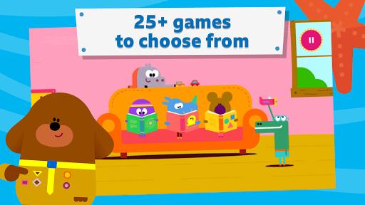 BBC CBeebies Playtime Island - Fun kids games screenshots 1
