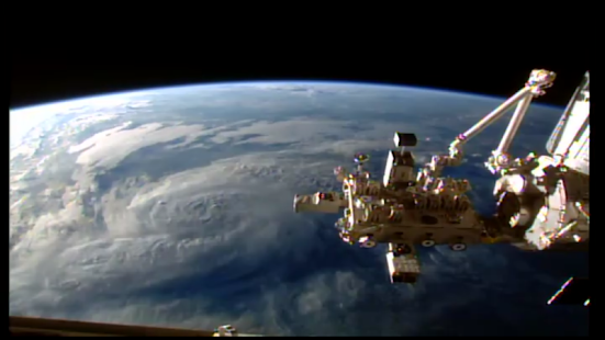 ISS HD Live: View Earth Live 17