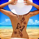 Tattoo My Photo 2.0 icon