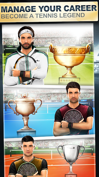 TOP SEED – Tennis Manager v2.19.5 [Mod]