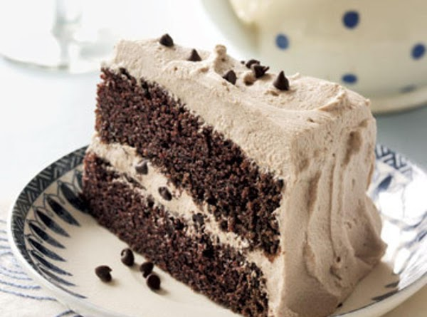Chocolate Whipped Cream Cake Recipe