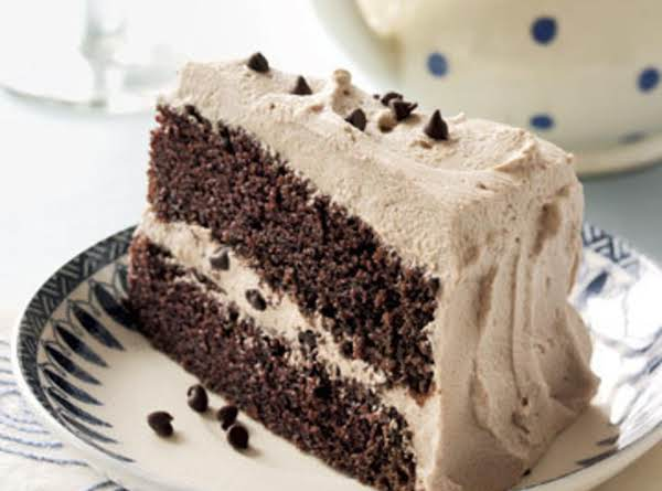 Chocolate Whipped Cream Cake Recipe