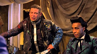 Red Dwarf X - Entangled