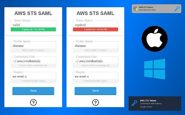 AWS STS SAML