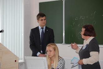 Photo: Заседание секции 1