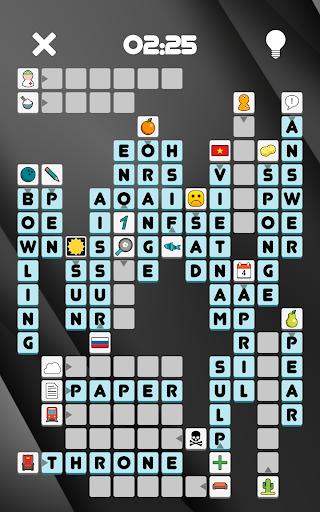 Word Detective - Solve the image crossword puzzle apktram screenshots 7