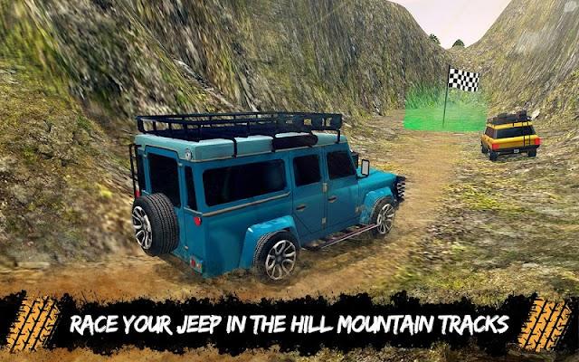 Mad Hill Jeep Race Squad Inc. - screenshot