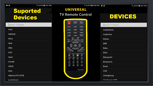 Universal Free TV Remote Control for All LCD hack tool