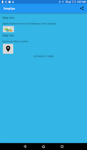 SnapGps Fakegps fake Location- screenshot thumbnail